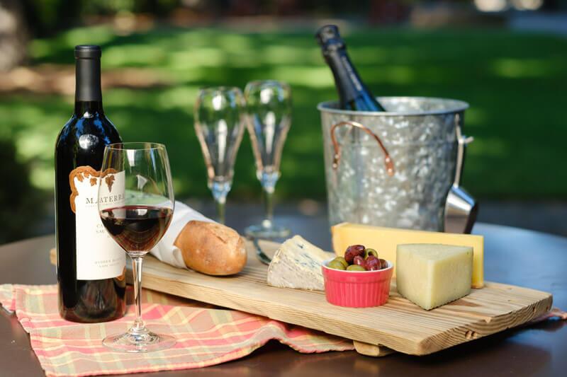 wine amenity